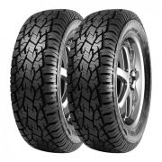 Kit 2 Pneus Sunfull Aro 17 245/65R17 Mont Pro AT782 AT 107T