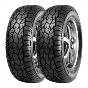 Kit 2 Pneus Sunfull Aro 17 265/65R17 Mont Pro AT782 112T