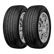 Kit 2 Pneus Triangle Aro 15 175/65R15 TE-301 84H