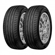 Kit 2 Pneus Triangle Aro 15 185/65R15 TE-301 88H