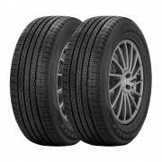 Kit 2 Pneus Triangle Aro 19 225/55R19 TR-259 99V