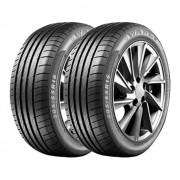 Kit 2 Pneus Wanli Aro 16 205/55R16 SA-302 Run Flat 91V