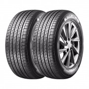 Kit 2 Pneus Wanli Aro 17 265/65R17 AS-028 112T