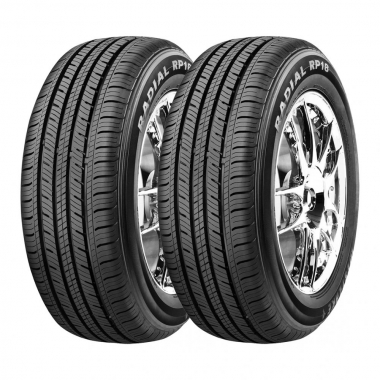 Kit 2 Pneus West Lake Aro 15 195/55R15 RP-18 85V