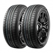 Kit 2 Pneus XBRI Aro 15 185/60R15 Ecology 88H
