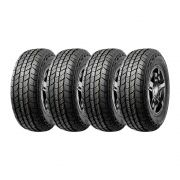 Kit 4 Pneus Aderenza Aro 16 265/75R16 Openland AT 116S