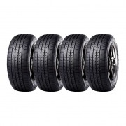 Kit 4 Pneus Atlas Aro 18 225/60R18 Batman A50 100H