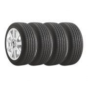 Kit 4 Pneus Bridgestone Aro 16 185/55R16 Turanza ER300 83V Fit City