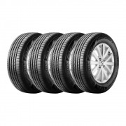 Kit 4 Pneus Continental Aro 16 205/55R16 PowerContact 2 91V