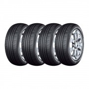 Kit 4 Pneus Continental Aro 16 205/60R16 ContiPowerContact 92H