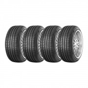 Kit 4 Pneus Continental Aro 18 235/50R18 CSC-5 Run Flat 97V