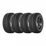 Kit 4 Pneus Continental Aro 19 235/55R19 ContiCrossContact LX 105W