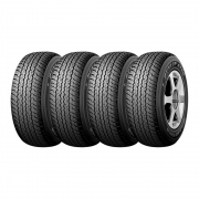 Kit 4 Pneus Dunlop Aro 17 265/65R17 Grandtrek AT-25 112S