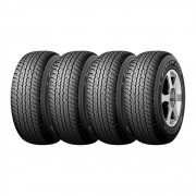 Kit 4 Pneus Dunlop Aro 18 265/60R18 Grandtrek AT-25 110H