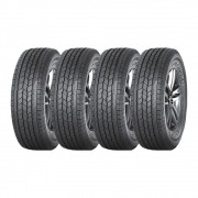 Kit 4 Pneus Duraturn Aro 17 265/70R17 Travia H/T 115T