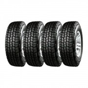 Kit 4 Pneus Goodride Aro 16 205/60R16 SL-369 92H AT