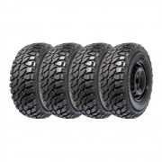 Kit 4 Pneus Hifly Aro 16 265/75R16 MT-601 Vigorous 123/120Q