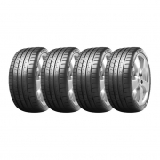 Kit 4 Pneus Kumho Aro 19 255/45R19 ECSTA PS91 104Y