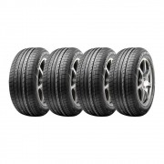 Kit 4 Pneus Ling Long Aro 15 195/55R15 Crosswind HP-010 85V