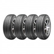 Kit 4 Pneus Ling Long Aro 17 165/40R17 Green-Max HP010 75V