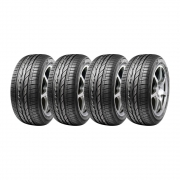 Kit 4 Pneus Ling Long Aro 17 225/50R17 Crosswind 98W