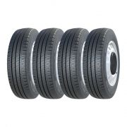 Kit 4 Pneus Michelin Aro 16 205/75R16C Agilis 110/108R