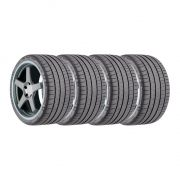 Kit 4 Pneus Michelin Aro 19 295/35R19 Pilot Super Sport 104Y