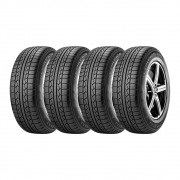 Kit 4 Pneus Pirelli Aro 18 255/70R18 Scorpion STR 112H