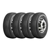 Kit 4 Pneus Pirelli Aro 22,5 295/80R22,5 Formula Driver II 152/148M