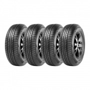 Kit 4 Pneus Sunfull Aro 15 195/65R15 SF-688 91V
