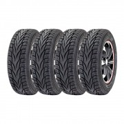 Kit 4 Pneus Tornel Aro 14 175/65R14 Real 81H
