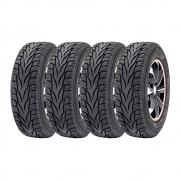 Kit 4 Pneus Tornel Aro 14 185/60R14 Real 82H