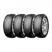 Kit 4 Pneus Triangle Aro 14 185/60R14 TE-301 82H