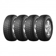 Kit 4 Pneus Triangle Aro 16 265/75R16 TR-246 10 Lonas 123/120Q