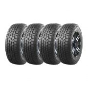 Kit 4 Pneus Triangle Aro 17 265/65R17 TR-292 112S