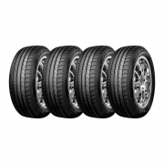 Kit 4 Pneus Triangle Aro 19 245/35R19 TH-201 93Y