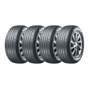 Kit 4 Pneus Wanli Aro 17 215/60R17 AS-028 96H