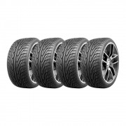 Kit 4 Pneus Wanli Aro 24 255/30R24 SP-601 97W