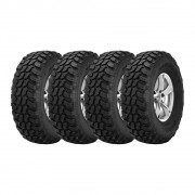 Kit 4 Pneus West Lake Aro 17 35x12,5R17 SL-366 MT 10 Lonas 121Q