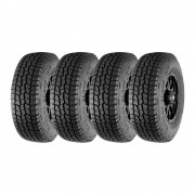 Kit 4 Pneus Westlake Aro 17 255/65R17 SL-369 AT 110T