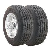 Kit Pneu Bridgestone Aro 17 245/70R17 Dueler H/T 684 II 110S 2 Un
