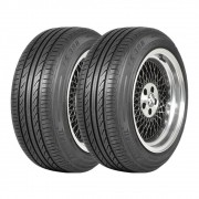 Kit Pneu Landsail Aro 17 165/45R17 LS-388 75V 2 Un