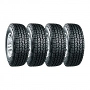 Kit 4 Pneus West Lake Aro 16 205/60R16 SL-369 AT 92H