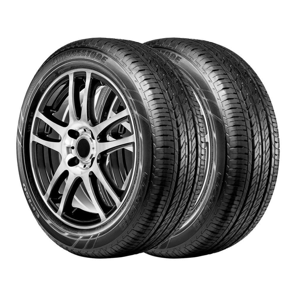 Kit 2 Pneus Bridgestone Aro 15 195/65R15 EP-150 Ecopia 91H