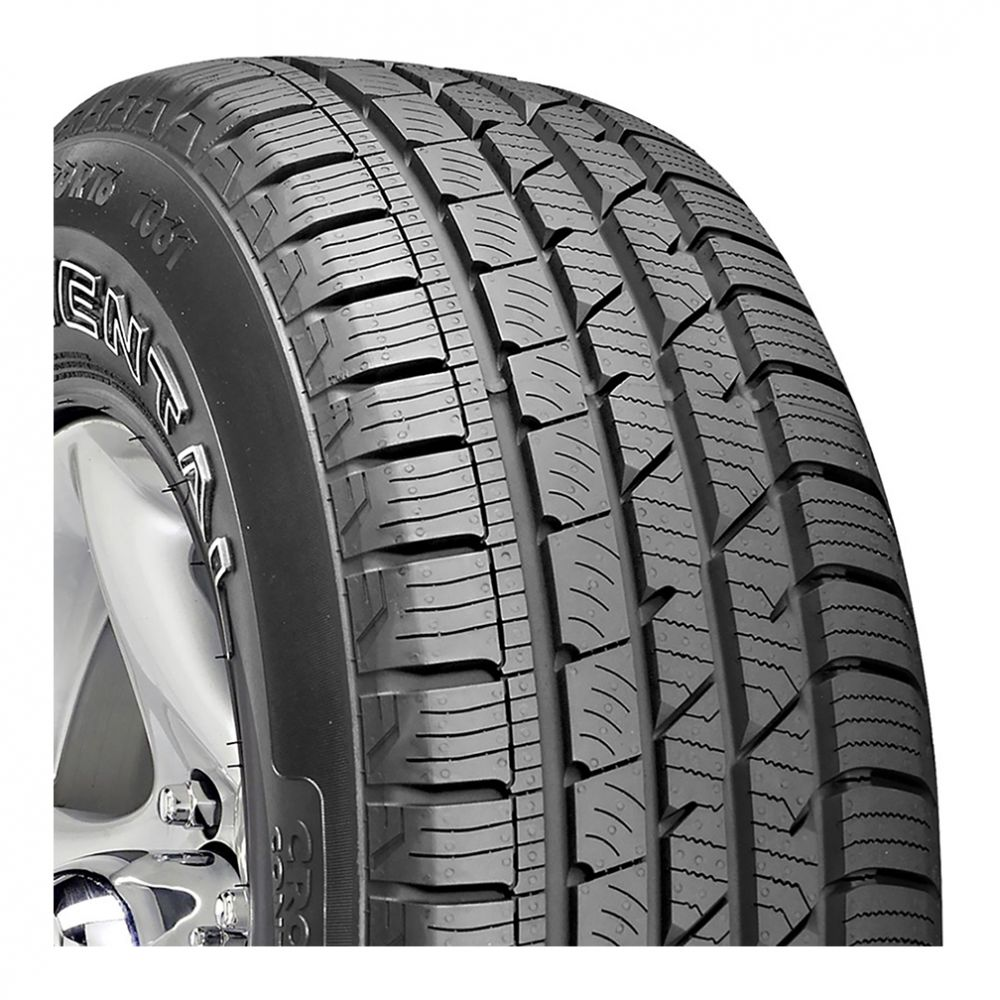 Kit 2 Pneus Continental Aro 19 235/55R19 ContiCrossContact LX 105W
