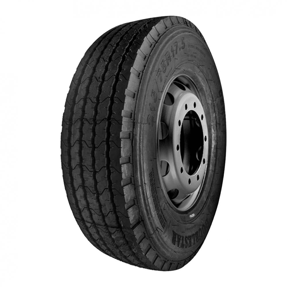 Kit 2 Pneus Double Star Aro 17 215/75R17,5 DSR116 16 Lonas 126/124L