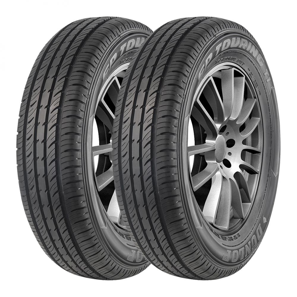 Kit 2 Pneus Dunlop Aro 14 195/70R14 SP Touring T1 91T