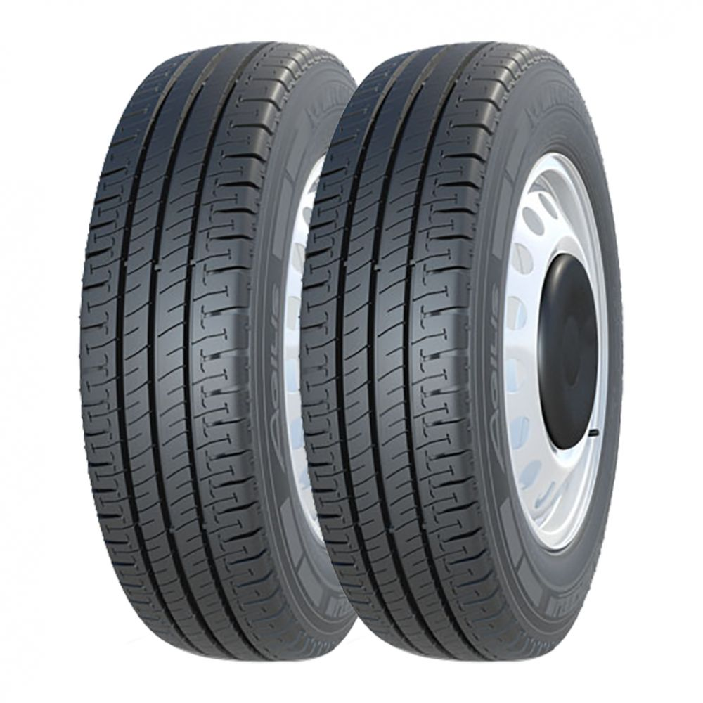 Kit 2 Pneus Michelin Aro 15 195/70R15 Agilis 104/102R