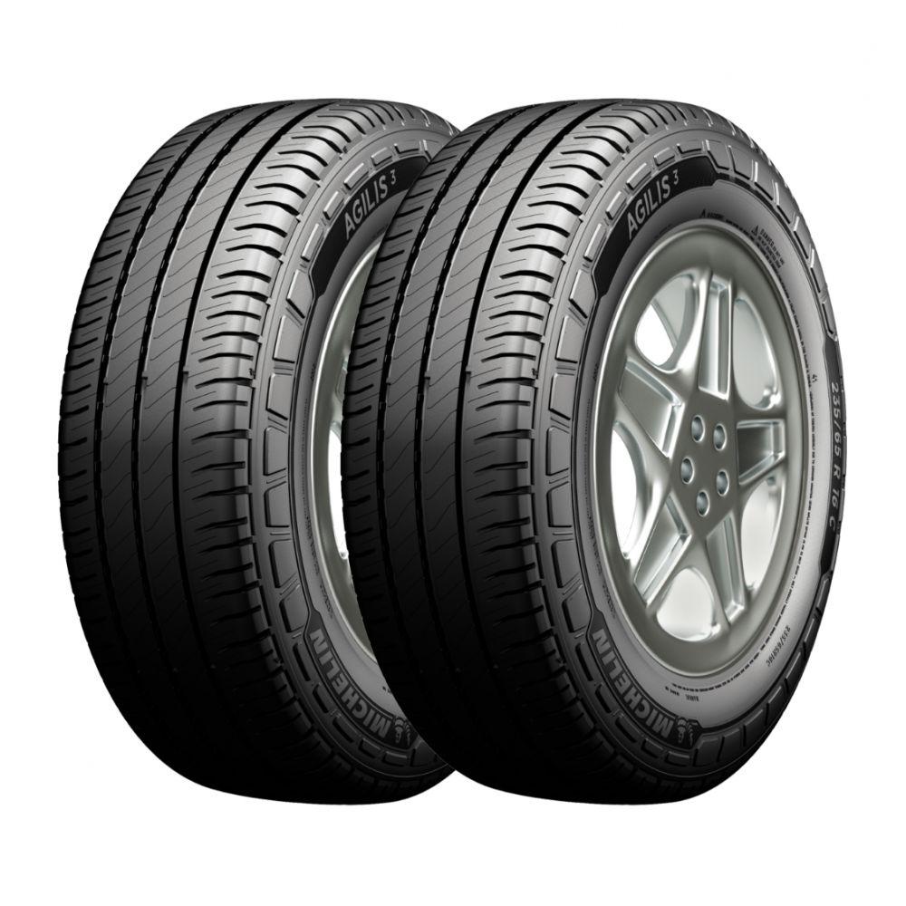 Kit 2 Pneus Michelin Aro 16 215/75R16C Agilis 3 116/113T