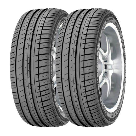 Kit 2 Pneus Michelin Aro 18 285/35R18 Pilot Sport 3 101Y